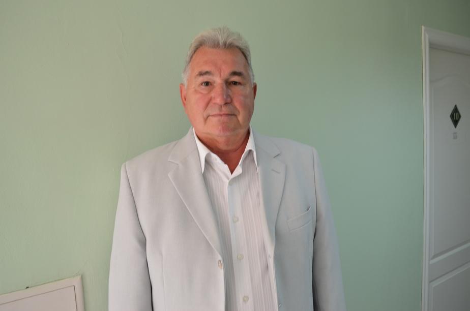 Строгудаев Александр Борисович, пенсионер, 63 года